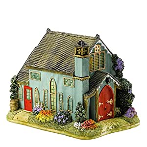 lilliput lane figurine tain tabernacle avec titre de propri t inclus cuisine maison. Black Bedroom Furniture Sets. Home Design Ideas