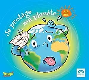 """Afficher """"Je protège ma planète"""""""