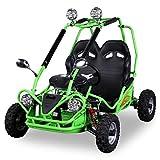 actionbikes Buggy électrique enfant, 450W, 6pouces, 2niveaux de limitation