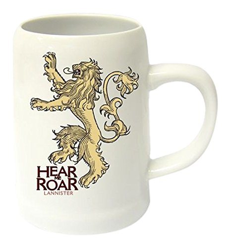 SD toys Hear ME Roar Lannister Jarra Ceramica Game of Thrones, Centimeters