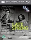 Late Spring + The Only Son (DVD + Blu-ray) [UK Import]
