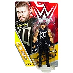 WWE KEVIN OWENS NXT SERIE 58 BASE SUPERSTAR ACTION NUOVO MATTEL WRESTLING FIGURE