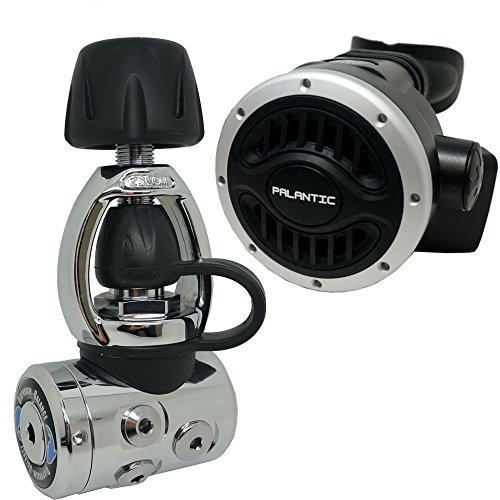 PALANTIC AS105 SCR-03-YOKE-NA-OC - SET DE REGULADOR Y OCTOPUS YOKE PARA BUCEO