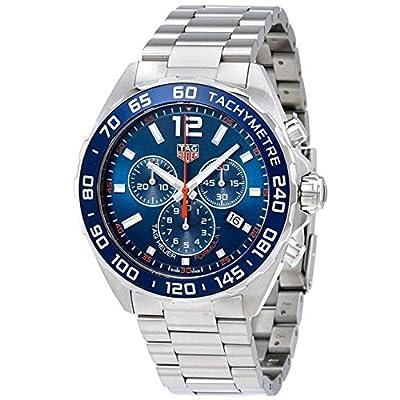 Tag Heuer Formula 1 Reloj De Hombre Cuarzo 43mm Correa De Acero Caz1014.ba0842