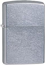 Zippo Street Chrome Pocket Lighter (Silver)