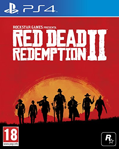Red dead redemption 2 - playstation 4