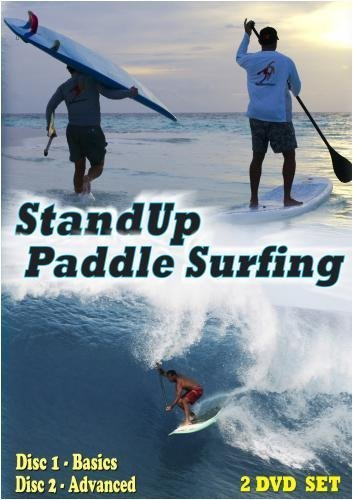 Preisvergleich Produktbild 101-301 Stand Up Paddle Surfing- 2 Disc set by World's best Surfers stand up paddle boarders