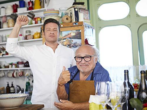 Italienische Pasta mit Danny DeVito (Koreanische Tv-serie)
