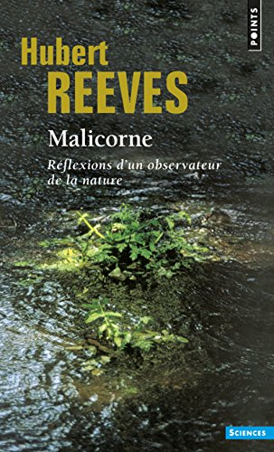 Malicorne - Réflexions d'un observateur de la nature par Hubert Reeves