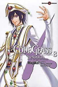 Code Geass - Lelouch of the Rebellion Edition simple Tome 8
