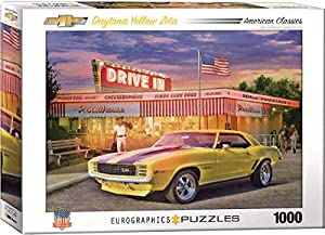 Eurographics 6000-0986 Puzzle Puzzle - Rompecabezas (Puzzle Rompecabezas, Vehículos, Niños y Adultos, Niño/niña, Interior, Cartón)