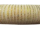 YYCRAFT Deko-Polymer-Netzband, 10 Meter, zum Basteln von Dekorationen/Kränzen 6
