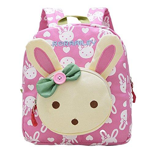 Childrens Girls Boys School Nursery Cute Animal Backpack Rucksack Bag Various