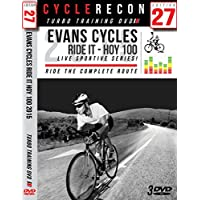 CR27: Evans Cycles RIDE IT HOY 100 Sportive - Turbo Training DVD - Full Route