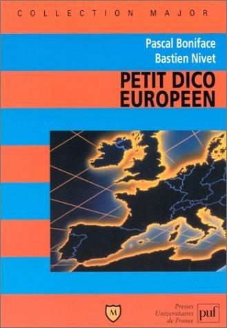 Petit dico européen