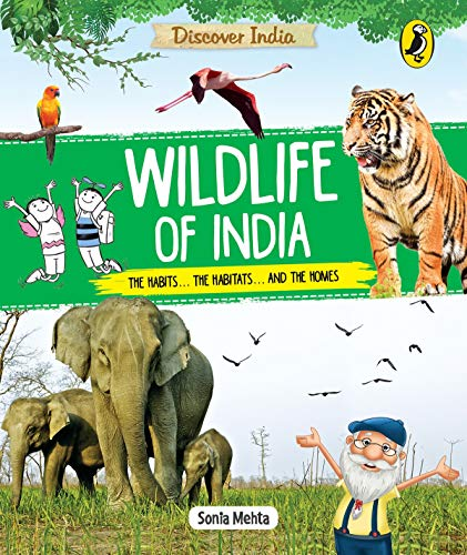 Discover India: Wildlife of India