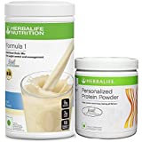 Herbalife Formula 1(kulfi)500g with Personalized Protein Powder(200gm)