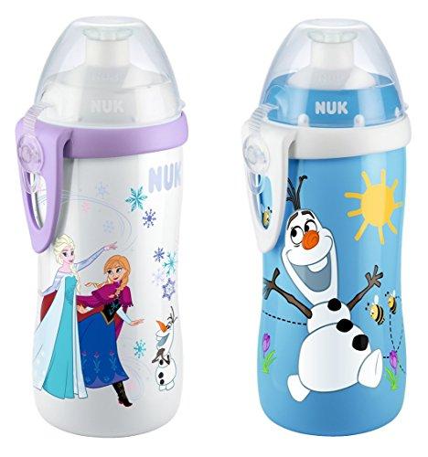 NUK Junior Cup Disney Frozen, Colori Assortiti