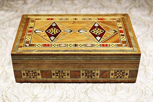 Joyero-de-madera-con-incrustaciones-regalo-para-la-Navidad-o-de-cumpleaos-de-sus-seres-queridos