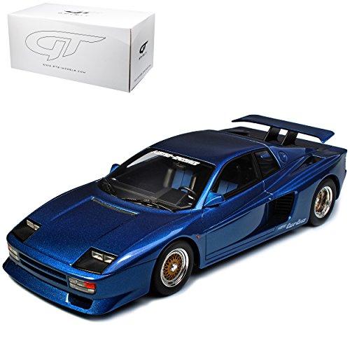 GT Spirit König Competition Ferrrari Testarossa Evolution Blau ZM 94 limitiert 1 von 504 Stück 1/18 Modell Auto