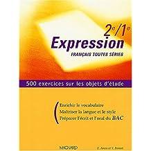 Français 2nde/1ère toutes séries Expression