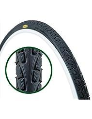 Fincci carretera montaña bicicleta híbrida neumático para bicicleta neumáticos 26 x 1 3/8 37-590