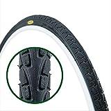 Fincci ibrido strada mountain bike bicicletta pneumatici copertoni 26 x 1 3/8 37-559