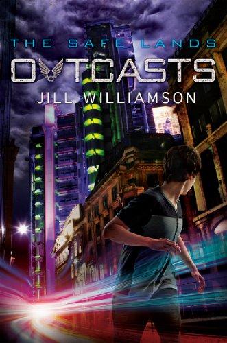 Outcasts (the Safe Lands Book 2) por Jill Williamson
