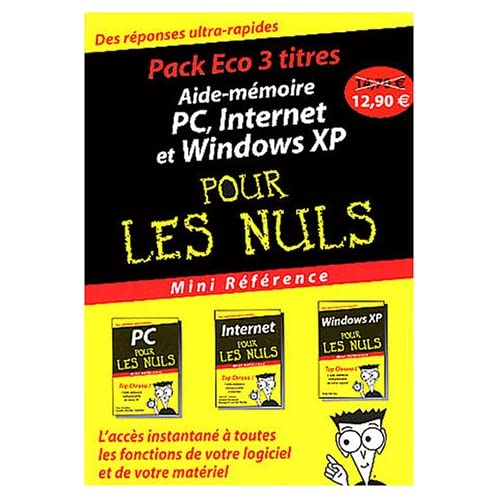 Pack éco INT + PC + WINXP, mini rèf pour les Nuls