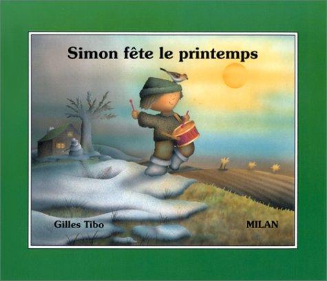 Simon fête le printemps