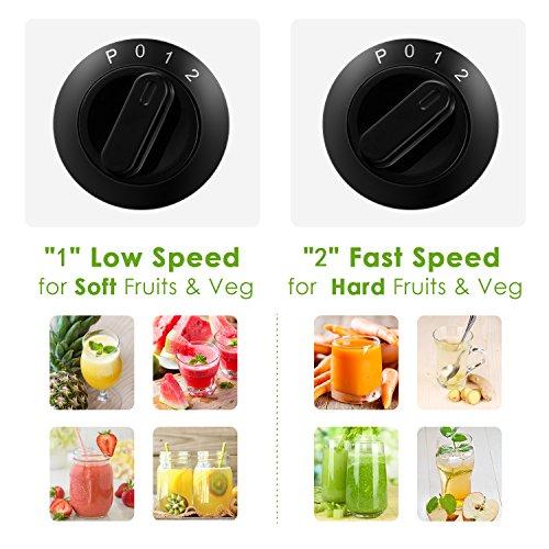 Zentrifugen Entsafter für Obst und Gemüse Bild 3*