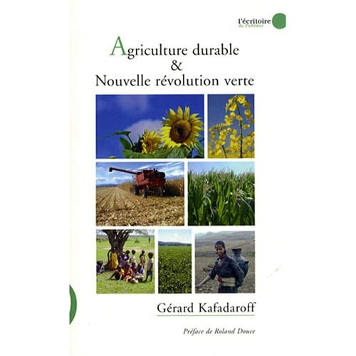 Agriculture durable & nouvelle révolution verte