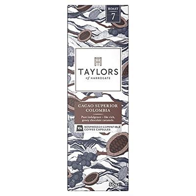 Taylors of Harrogate Espresso Coffee Capsules Nespresso