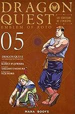 Dragon Quest - Les Héritiers de l'Emblème T05 (05) de Takashi Umemura