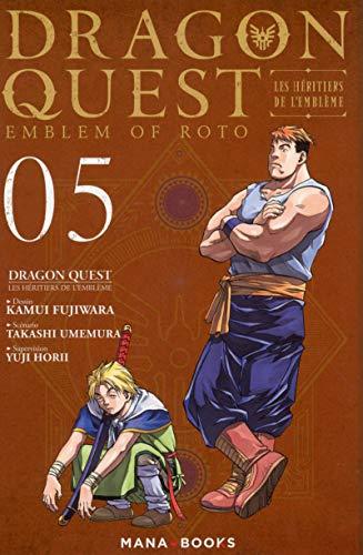 Dragon Quest - Les Héritiers de l'Emblème Edition simple Tome 5
