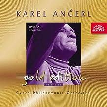 Dvorak - Requiem op. 89 (K. Ancerl Gold Ed. vol.13)