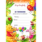 Greeting cards buy greeting cards online at best prices in india birthday metallic card invitations with envelopes kids birthday party invitations for boys or girls bookmarktalkfo Gallery