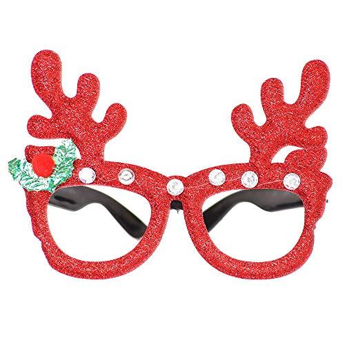 Igemy Weihnachtsdekor Gläser, Kinder Guten Rutsch Ins Neue Jahr Bevorzugt Weihnachtsgeschenk (F)