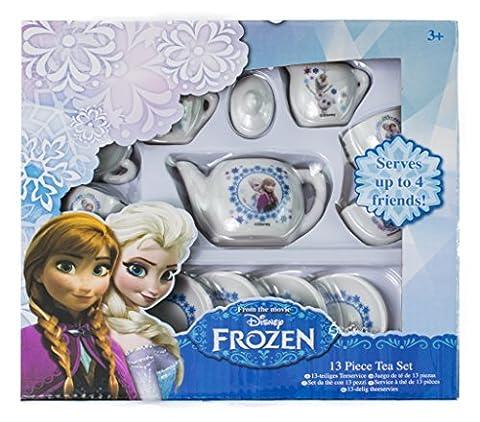 Disney Frozen 13 Piece Porcelain Mini Tea