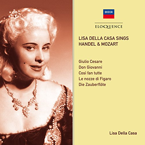 Lisa Della Casa Sings Handel & Mozart