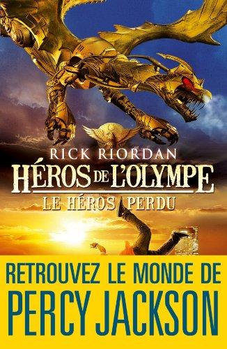 Héros de l'Olympe - tome 1 : Le héros perdu (Wiz)