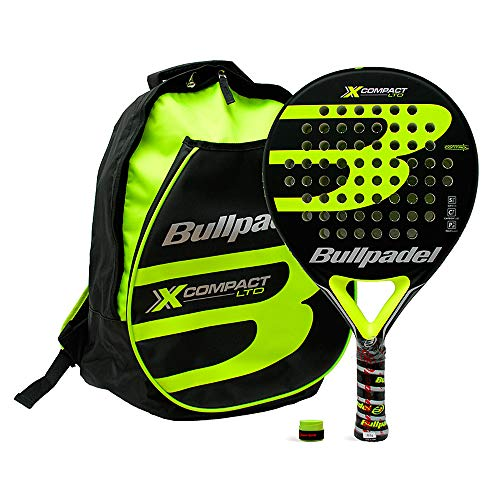Pack Mochila Bullpadel X-Compact Yellow