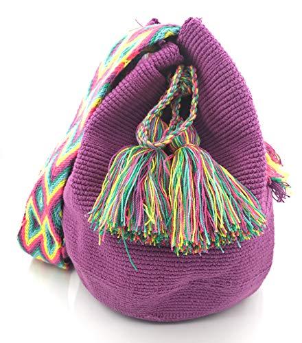 107b7a6a5 COLOMBIAN STYLE Bolsos Colombianos Artesanales, mochilas Wayuu, tanto para  mujer como para hombre.