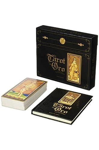 El Tarot de Oro. La baraja Visconti