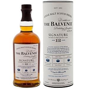Balvenie OB Signature 12yo 40%alc. by Balvenie