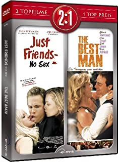 Just Friends - No Sex / The Best Man - Ein Trauzeuge zum Verlieben (2 DVDs)