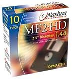 Nashua N6050-010-0R 1.44Mo disquette - disquettes (1,44 Mo)