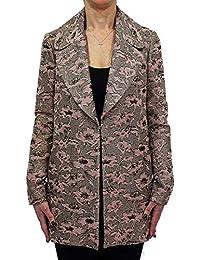 Amazon.it  liu jo - Rosa   Giacche e cappotti   Donna  Abbigliamento f861b302f30
