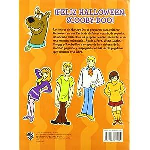 Scooby-Doo Halloween embrujado (Libro de pegatinas; Infantil)