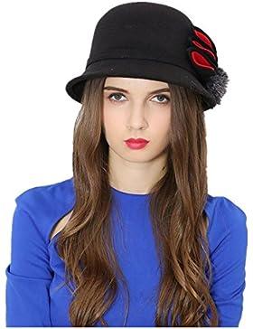 Tefamore Sombrero de las Mujeres Invierno de Caliente Gorro de Moda de elegante